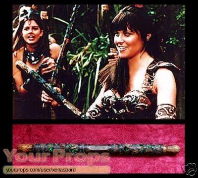 Xena  Warrior Princess original movie prop