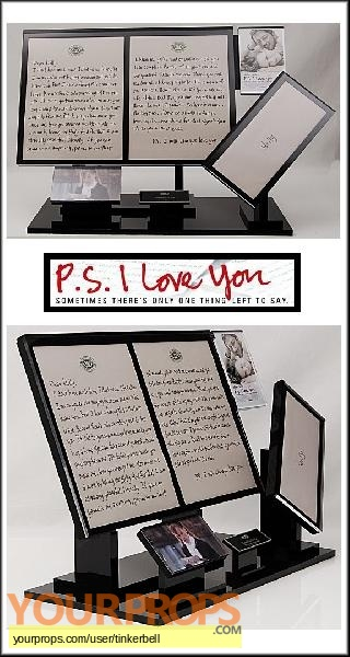 P S  I Love You original movie prop
