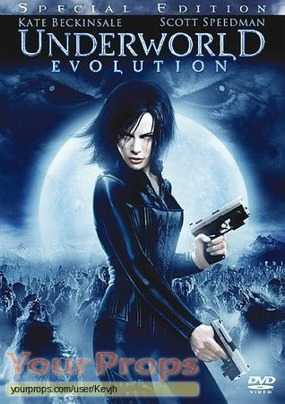 Underworld Evolution A Light Up Uv Bullet Original Movie Prop