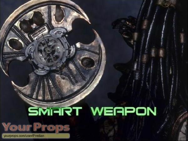 Predator 2 original movie prop weapon