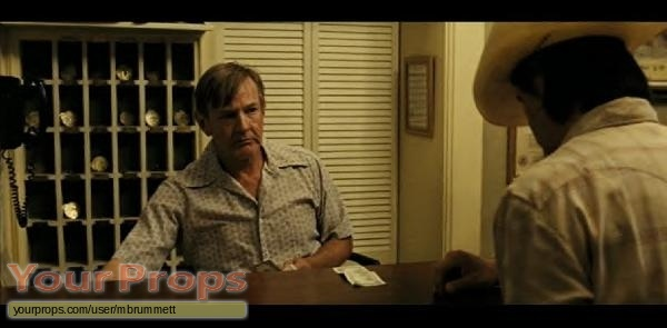 No Country for Old Men original movie costume