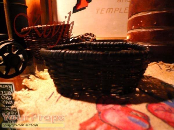 Indiana Jones And The Temple Of Doom original model   miniature