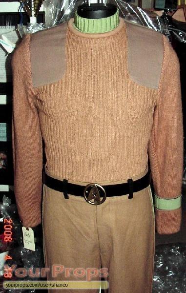 Star Trek V  The Final Frontier original movie costume