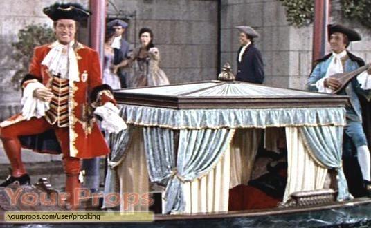 Casanovas Big Night original movie costume