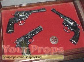 Hollywood Cavalcade original movie prop weapon