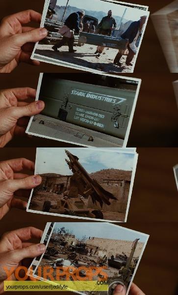 Iron Man replica movie prop