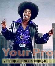 Undercover Brother original movie costume