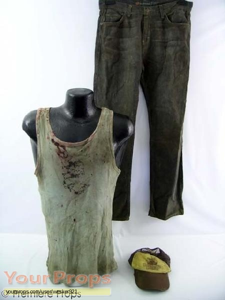Resident Evil  Extinction original movie costume
