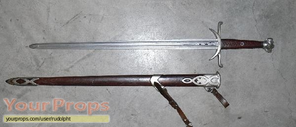 In the Name of the King  A Dungeon Siege Tale original movie prop weapon