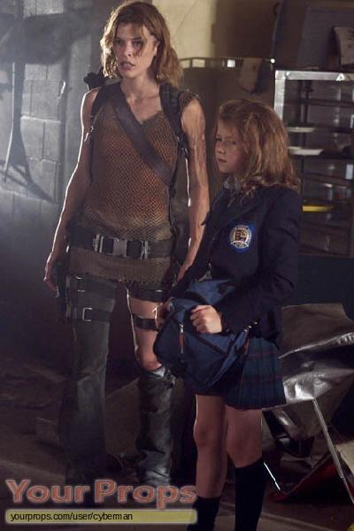 Resident Evil  Apocalypse original movie costume