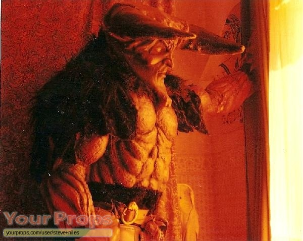 Legend replica movie costume