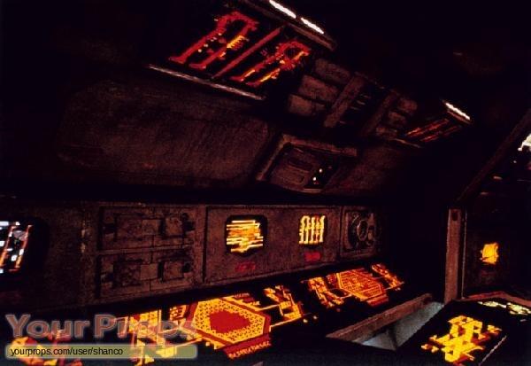 Star Trek V  The Final Frontier original movie prop
