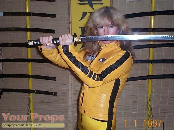 Kill Bill  Vol  1 replica movie costume