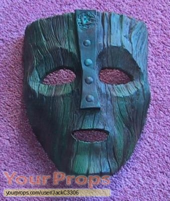 The Mask replica movie prop