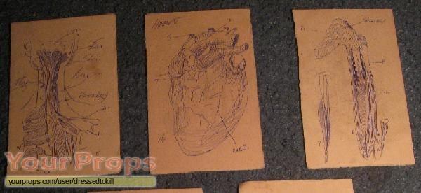 Hellraiser 2  Hellbound original movie prop