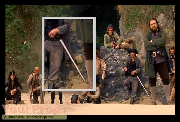 The Count of Monte Cristo original movie prop weapon