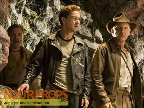 Indiana Jones And The Kingdom Of The Crystal Skull original production material