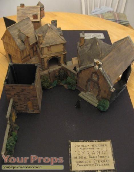 Cyrano DeBergerac original model   miniature