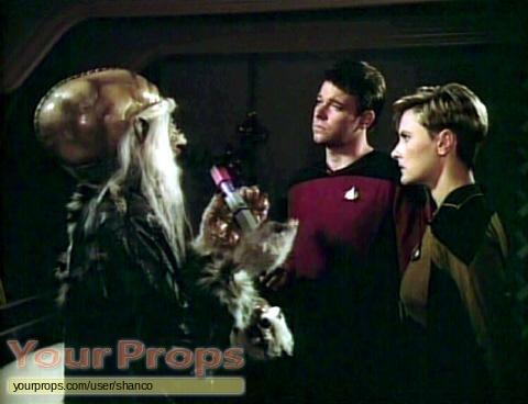 Star Trek  The Next Generation original movie prop weapon