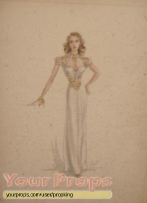 Ivanhoe original production material