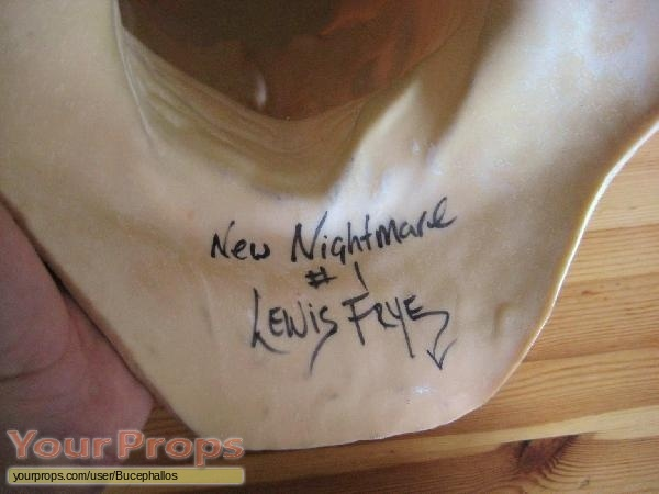 New Nightmare (Wes Cravens) replica movie prop