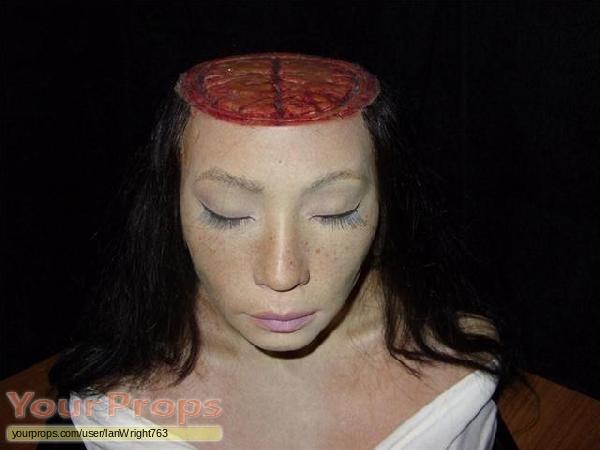 Kill Bill Vol 1 Lucy Liu Prosthetic Head Original Prosthetics