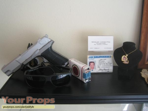 True Lies replica movie prop
