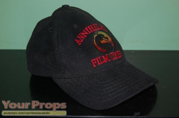 Mortal Kombat  Annihilation original film-crew items