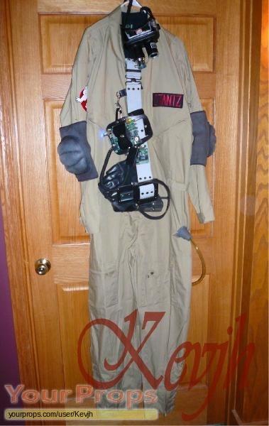 Ghostbusters replica movie prop