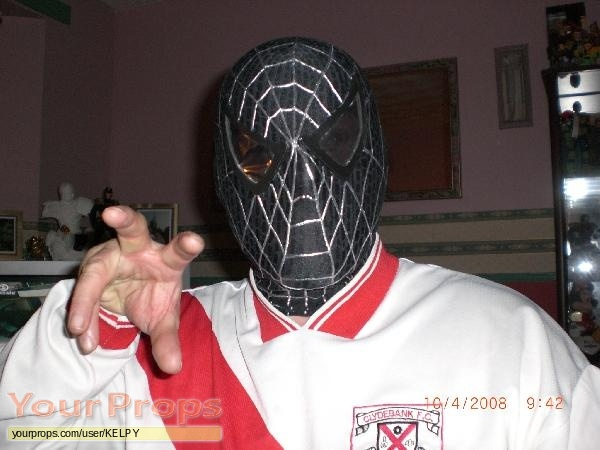 Spiderman   Venom (video game) replica movie costume