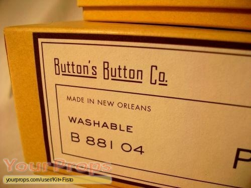 The Curious Case of Benjamin Button original movie prop