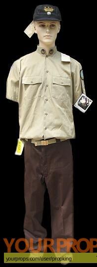 SeaQuest DSV original movie costume