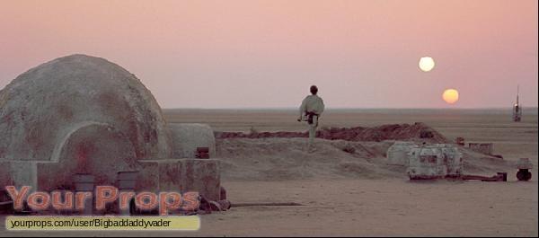 Star Wars  A New Hope original movie prop