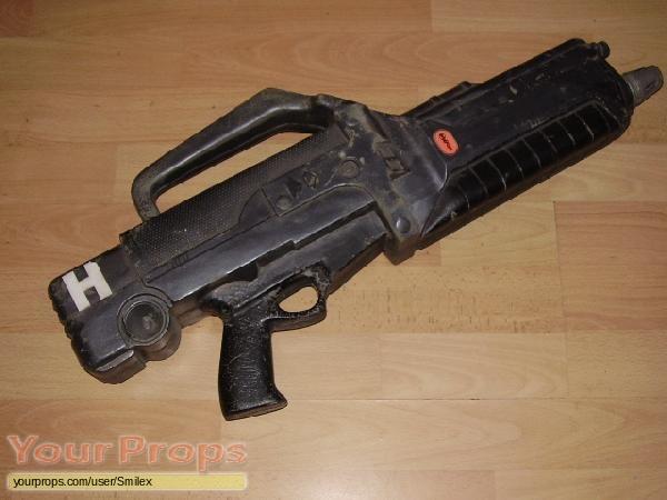 Space Truckers original movie prop weapon