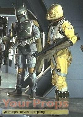 Star Wars  The Empire Strikes Back original movie prop weapon