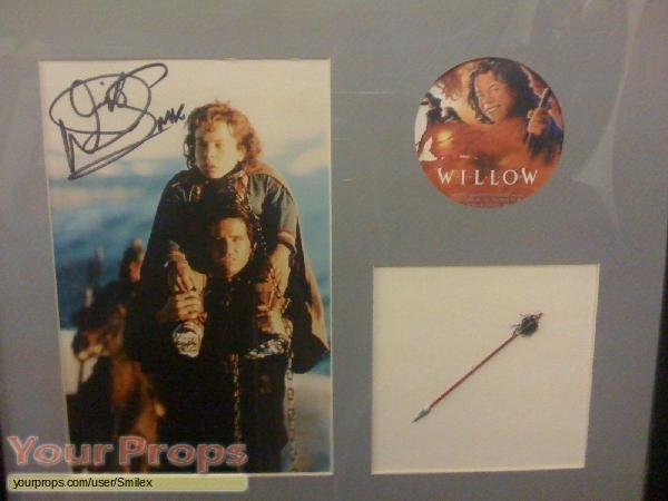 Willow original movie prop weapon