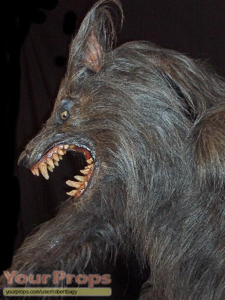 The Howling replica movie prop