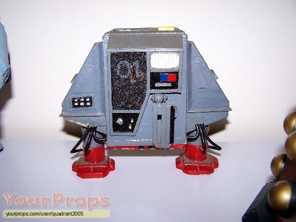 Silent Running scaled scratch-built model   miniature