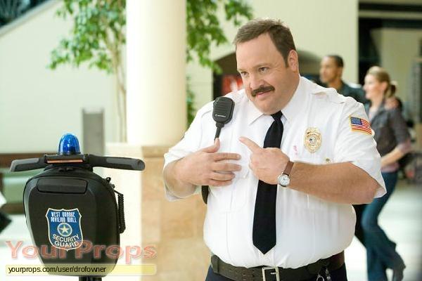 Paul Blart  Mall Cop original movie prop