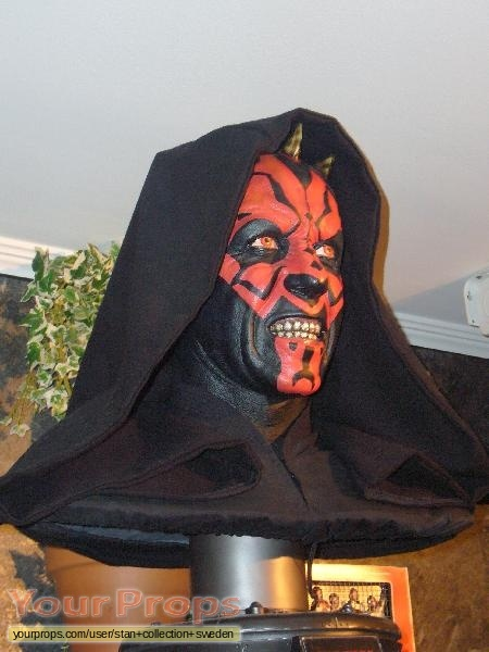 Star Wars  The Phantom Menace Sideshow Collectibles movie prop
