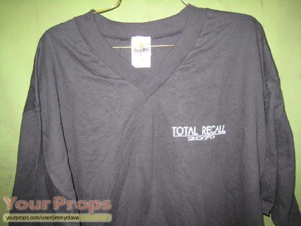 Total Recall 2070 original movie costume
