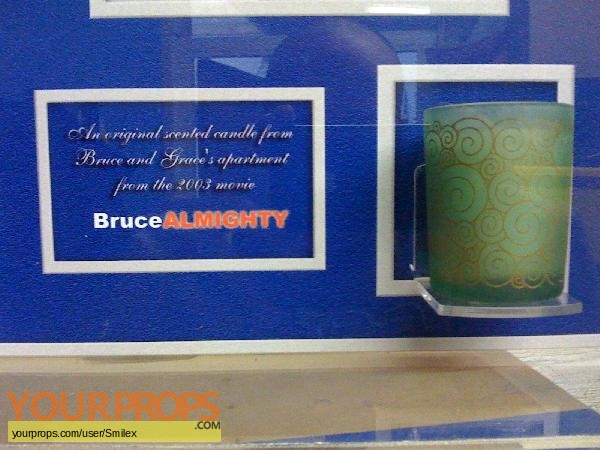 Bruce Almighty original movie prop