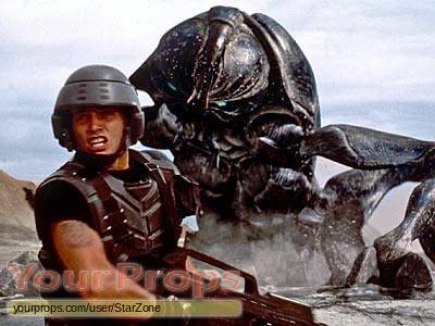 Starship Troopers original movie prop weapon