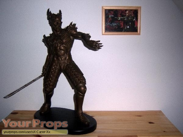 Blade  Trinity Sideshow Collectibles production material