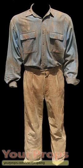 Jurassic Park original movie costume