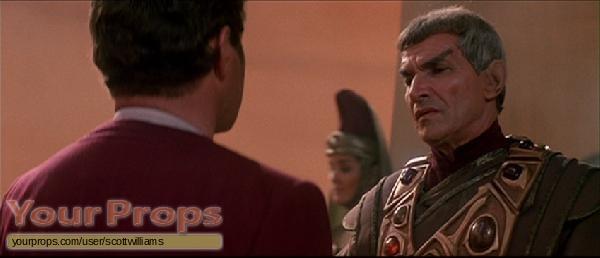 Star Trek III  The Search for Spock original movie costume