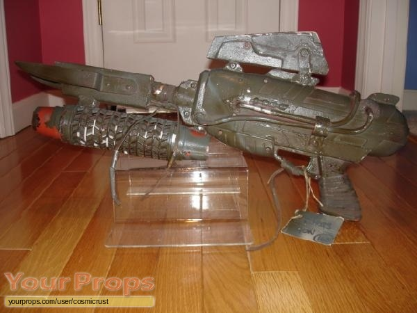 Farscape original movie prop weapon