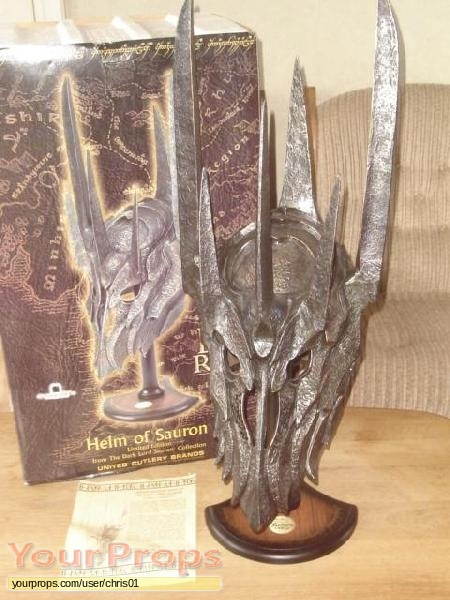Lord of the Rings Trilogy replica movie prop