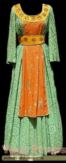 Xena: Warrior Princess Beautiful Gabrielle Dress From Musical