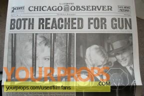 Chicago original movie prop